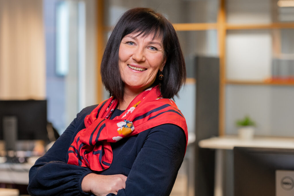 Ege Metsandi - CEO and board member of Creditinfo Estonia